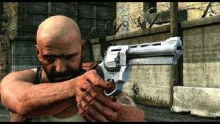 Max Payne 3 Weapons Trailer
