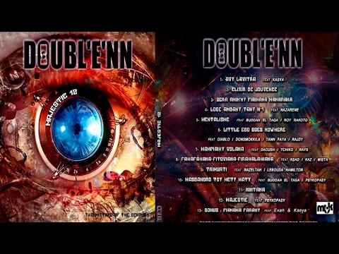 Doubl'e'nn & Buddha El Taga feat Roy Rakoto - MENTALISME ( Official Audio )