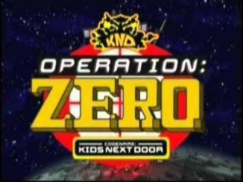 KND Z.E.R.O soundtrack