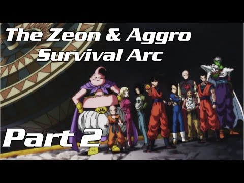 Zeon & Aggro Survival Arc: Goku, Ally to Good, Nightmare to the Multiverse
