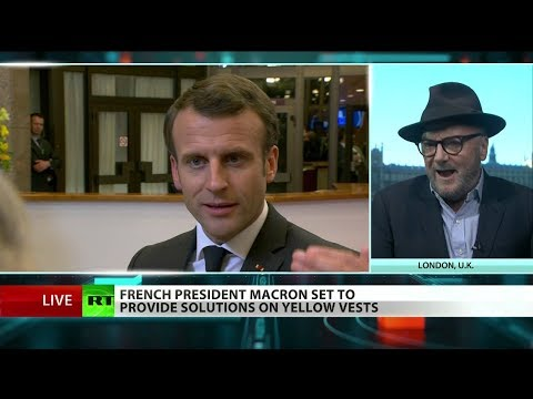 """George Galloway: """"There's A Crisis In The EU"""""""
