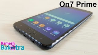Samsung Galaxy On 7 Prime Full Review and Unboxing