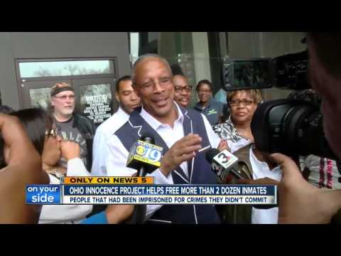 The Ohio Innocence Project helps free wrongly convicted people