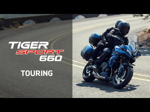 New Tiger Sport 660 – Touring