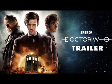 Doctor Who: The Day of the Doctor - Cinema Trailer