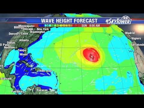 Tropical Weather Forecast: September 29, 2019