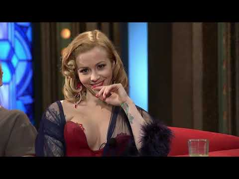 3. Stephanie van der Strumpf - Show Jana Krause 18. 4. 2018
