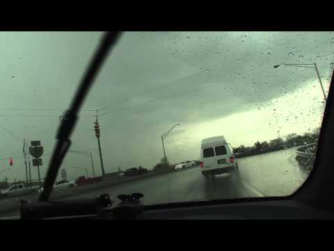 Tri state and Downtown Cincinnati Storm chase