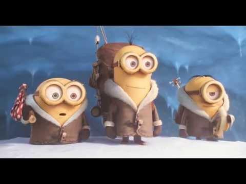 Minions - Trailer Oficial