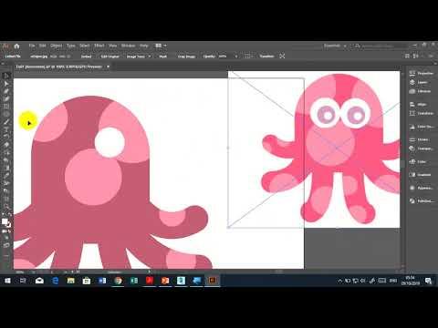 IT Easy Learning || 03 Adobe Illustrator tutorial (Arabic) thumbnail