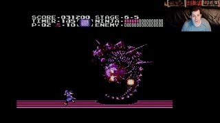 Ninja Gaiden (NES) Defeated!! with Mike Matei