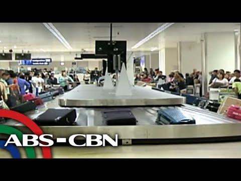 Bandila: Pagbibigay ng visitor pass sa NAIA, sinuspinde