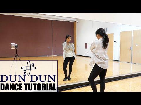 EVERGLOW (에버글로우) - DUN DUN - Lisa Rhee Dance Tutorial