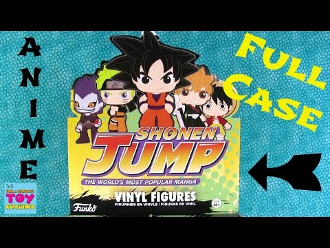 best-of-anime-series-2-shonen-jump-funko-mystery-minis-blind-bag-opening-|-pstoyreviews