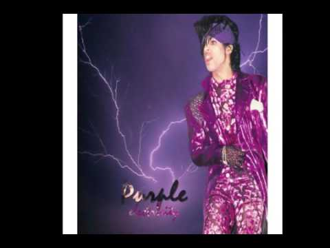 Purple outtake 2014 - The Dance Electric