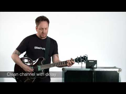 Blackstar FLY 3 Bluetooth Demo - The Sound in Your Head