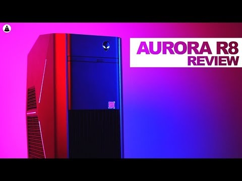 Alienware Aurora R8 Gaming PC Review: The Beast Unleashed