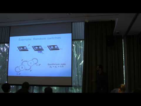 Experimental Quantum-Enhanced Memory Use in Modelling Stochastic Processes by Prof. Geoff Pryde