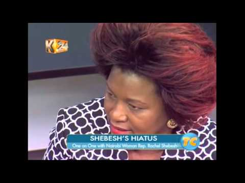 Talk Central : One On One With Rachel Shebesh