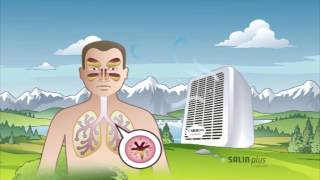 Salin Plus - Salt Therapy for asthma, bronchitis, hay fever, sinusitis, snoring, and more.