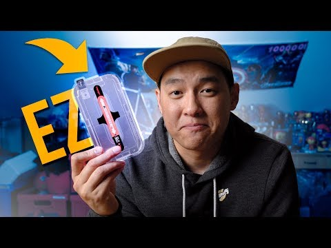 the-quickest-&-easiest-installation!---spigen-glas.tr-ez-fit-for-iphone-11/11pro---review