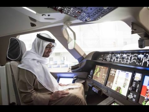 PRINCE OF ABU DHABI | PRIVATE AIRCRAFT