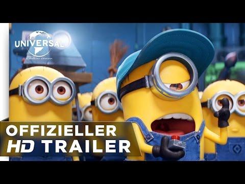 Ich - Einfach Unverbesserlich 3 - Trailer #2 deutsch/german HD