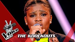 Grace - 'When The Party's Over' | Knockouts | The Voice Kids | VTM