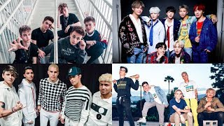 Boy Band Battle 2018 (Why Don't We, BTS, CNCO, PRETTYMUCH and more!!)