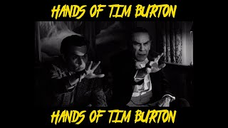 Hands of Tim Burton