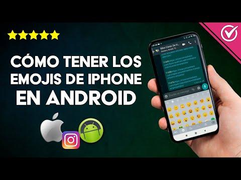Cómo Tener los Emojis de iPhone en Instagram en mi Móvil Android Gratis