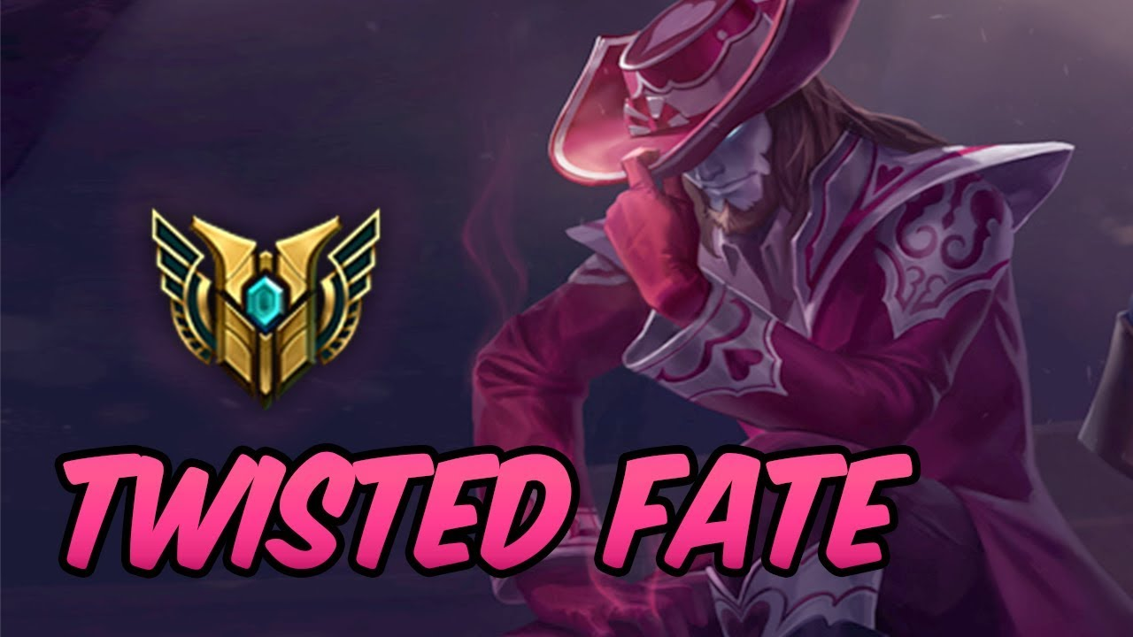 How to play Twisted Fate - League of Legends