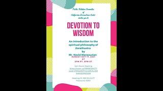 Devotion to Wisdom by Navid Mansourian