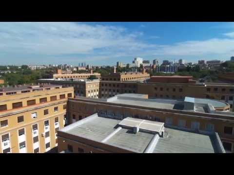 Probando Bebop Drone 2015 10 10T131226 - Facultad de Medicina