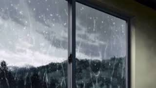 """The lumineers """"Ophelia"""" but it's played in another room + it's raining. 1 hour ver. (Use headphones) - classical music with rain background"""