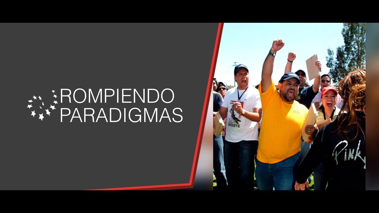Rompiendo Paradigmas La Dinámica Motivacional Más Impactante De México