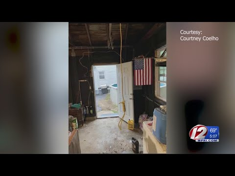 pawtucket-woman-claims-someone-hung-noose-in-her-garage,-says-she-won't-be-silenced
