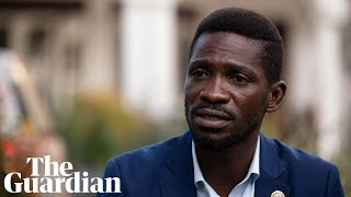 Ugandan opposition leader Bobi Wine says he and wife fear for lives