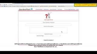 ASP.NET C# Online Question Answer Website Project Source Code