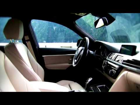 The new BMW 3 Series Trailer On Location Austria /2015/
