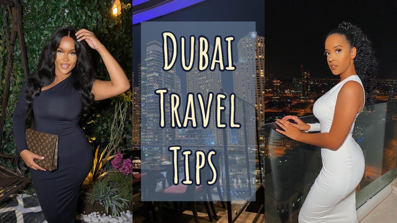 DUBAI TRAVEL TIPS 2021 | POPEX SISTERS