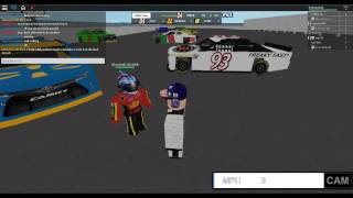 HAAS ROBLOX NASCAR Tazza serie Race 2/20 Martinsville