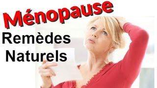 Ménopause et Bouffées de Chaleur – Les 5 meilleurs remèdes pour réduire les symptômes – Plantes