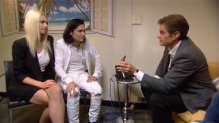 Corey Feldman and Dr. Oz Call the LAPD