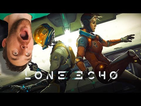 Lone Echo – VR Gameplay Oculus Rift Exclusive (live Stream)