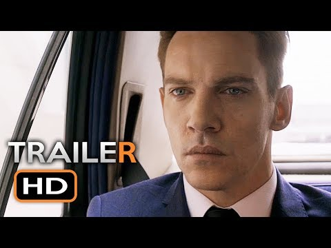 Damascus Cover   1 2018 Jonathan Rhys Meyers Thriller Movie HD