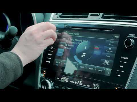 Radio/Music Presets Lists  Patriot Subaru