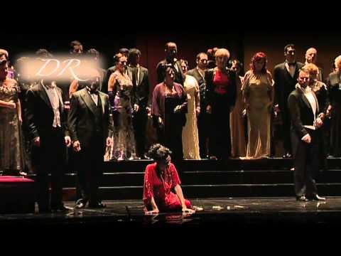 """Davinia Rodriguez - La traviata, """"E´strano..."""", """"Sempre libera.."""""""