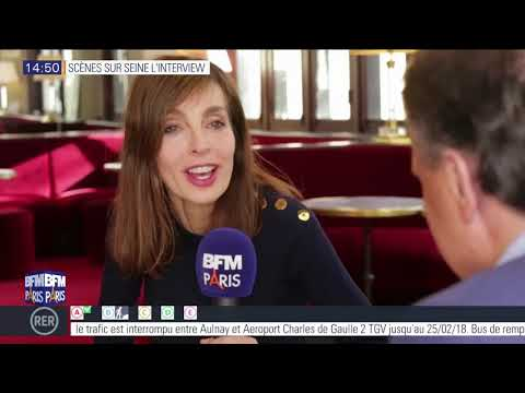 Scènes sur Seine INTERVIEW - Anne PARILLAUD