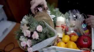 Florest | Флорест. Доставка цветов и подарков. Рождественские подарки. Рождество.(Доставка подарков на Новый год. Корпоративные подарки в Виннице. FLOREST.COM.UA +38 067 430 20 70 ; +38 063 152 21 05., 2015-11-27T21:56:42.000Z)